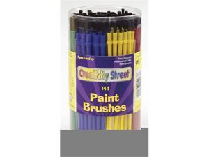 Chenille Kraft CK-5173 Economy Brushes 144-Pk 24 Each Of- 6 Colors