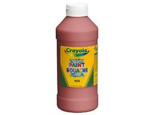 CRAYOLA LLC FORMERLY BINNEY & SMITH BIN201669 WASHABLE PAINT 16 OZ. MAGENTA