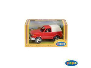 Papo 51433 4 X 4 Off Road Car and Driver