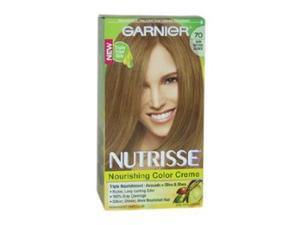Nutrisse Nourishing Color Creme  NO.  70 Dark Natural Blonde by Garnier for Unisex - 1 Application Hair Color
