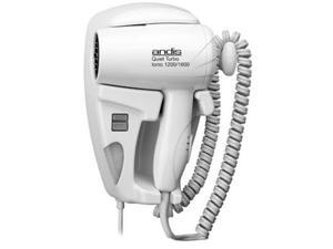 Andis Company 30975 1600W Quiet Hangup Hair Dryer with Night Light
