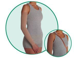 Juzo 3512CGRSB IV Varin 3512CG Armsleeve 30-40mmHg with Silicone Top Band - Size- IV - Large, Length- R-Regular