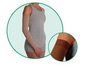 Juzo 2002MXCGRSB23 II Soft 2002CG Armsleeve 30-40mmHg with Silicone Top Band - Size- II - Small, Length- R-Regular, Color- ...