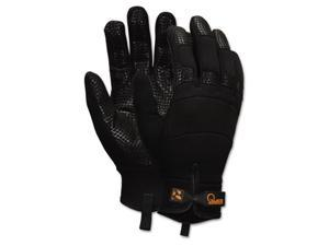 Crews 907L Memphis Multi-Task Synthetic Gloves, Large, Black
