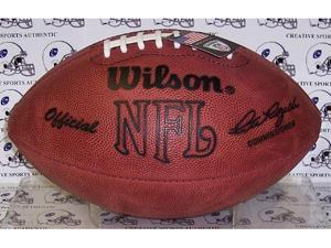 Creative Sports Enterprises WILSON-F1006 Wilson Official NFL Football - Throwback Pete Rozelle