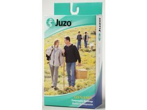 Juzo 2001ADFFSH10 II Soft 2001 Knee Highs 20-30 mmHg - Size- II Short, Style- Closed Toe -Full Foot, Color- Black 10