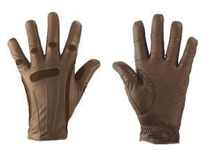 Bionic Glove DRBRWL Women's Dress Brown Pair- Large
