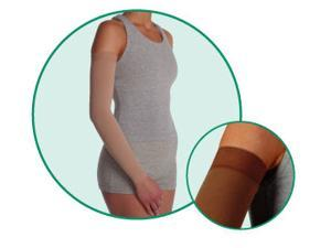 Juzo 2001MXCGRSB23 I Soft 2001CG Armsleeve 20-30mmHg with Silicone Top Band - Size- I - Extra Small, Length- R-Regular, Color- ...