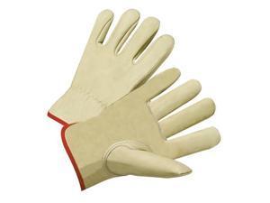 Anchor Brand 101-4015L Keystone Thumb Standardgrain Cowhide Driver