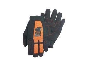 Harley-Davidson Hand Protection 582-HDMECH-1-S #1 Racing Mechanic'S Glove