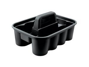 Rubbermaid Commercial 640-3154-88-BLA Deluxe Carry Caddy Black