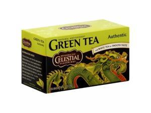 Celestial Seasonings Green Tea Authentic 20 Bags