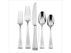 Oneida T357005A Classic Pearl 5-Pc Place Setting