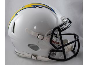 Creative Sports Enterprises RDRSA-CHARGERS San Diego Chargers Riddell Speed Revolution Full Size Authentic Proline Football ...