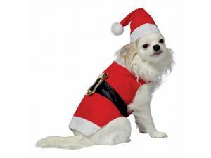Rasta 5027-S Santa Dog Costume - Small