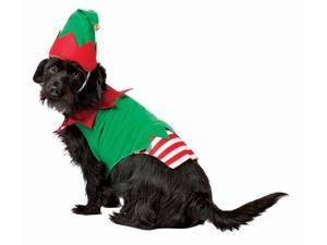 Rasta 5028-M Medium Elf Dog Costume - Pet Costumes
