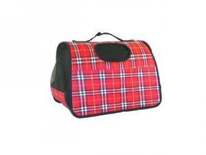 Creative Motion 12517 Red Bag Carry Case for Pet
