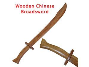 Wood Practice Chinese Broadsword