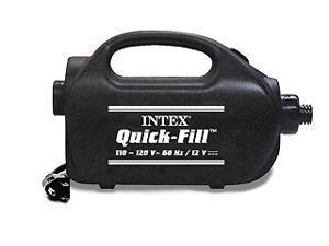 Intex 68608E Quick Fill Indoor/Outdoor Electric Pump
