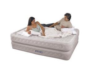 Intex Supreme AirFlow Raised Queen Mattress, 120V