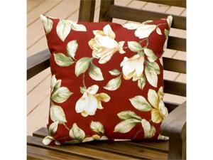 Greendale Home Fashions OC4803S2-ROMAFLORAL Outdoor Accent Pillows, Set of Two, Roma Floral