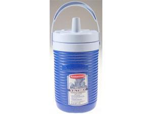 Rubbermaid .50 Gallon Blue Victory Thermal Jug Water Coolers  FG154406MODBL