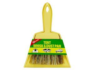 Coghlans 8407 Thermoplastic Tent Whisk & Dust Pan
