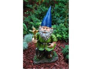 Echo Valley EV4193 Gardening Bobblehead Gnome