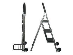 Travel Smart TS31LHT Ladderkart Professional Grade Stepladder-Hand Cart
