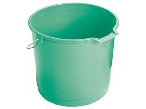 "Sterilite 11670024 9-1/2"" x 6-1/2"" Handy Pail - 5 Qt - Pack of 24"