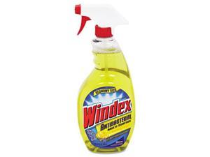 Windex CB701380 Antibacterial Multi-Surface Cleaner- 32 oz. Spray Bottle