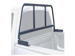 Great Day RR200B Truck Cab Guard - Fits 62 in. to 65 in. Width Beds - Black