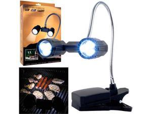 Chef Buddy 72-3101 Adjustable LED BBQ Grill Light