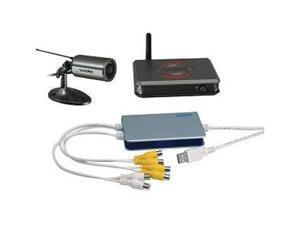 Securityman Icamdvr1W Single Wireless Camera System