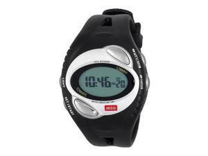 Mio Classic Select Black BLACK HEART RATE DIGITAL FACE