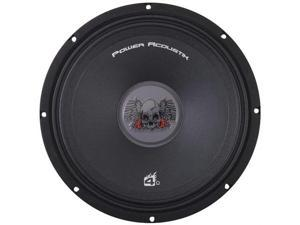 POWER ACOUSTIK PRO.804 PRO MID RANGE SPEAKERS - 8 in. - 200W- 4_ -
