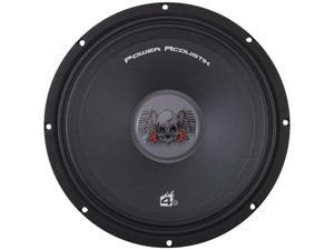 "Power Acoustik PRO.808 8"" 200 Watts Peak Power Audio Speaker with Custom Protective Grille"