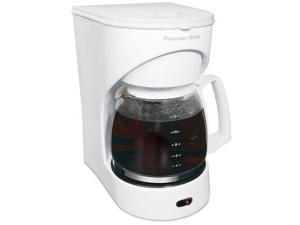 Hamilton Beach 43501 Coffee-Blp Switch-12 C- White