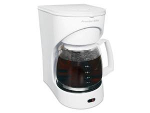 Proctor Silex 43501Y 12-Cup Coffee Maker White
