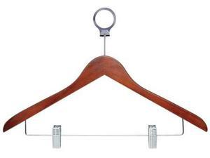 Honey Can Do HNG-01738 Cherry Hotel Hangers- with Clips