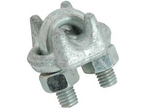 Liberty Mountain 343748 .38in. Drop Forged Cable Clamp