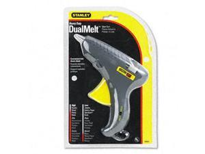 Stanley Bostitch GR25-2 GlueShot Dual Melt High/Low Temperature Glue Gun