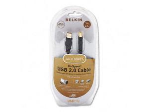 Belkin F3U133V16G Gold Series USB 2.0 Cable  16 ft