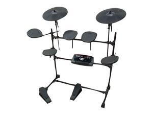 PylePro PED02M Electric Thunder Drum Kit with MP3 Recorder