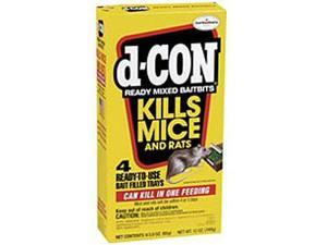 D-Con 00202 Redi-Mix Rat Killer 12 oz Pack Of 12