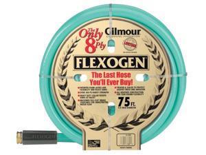 Gilmour .50in. X 75 8 Ply Flexogen Garden Hose  10-12075