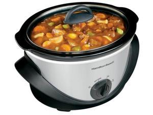 Hamilton Beach HB 4 Quart Slow Cooker