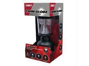 Dorcy 41-3108 LED Lantern Twin Globe w/Amber LED