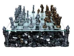 CHH 2127A 3D Chess Set - Knight