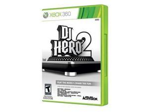 Activision Blizzard Inc 96172 DJ Hero 2 X360